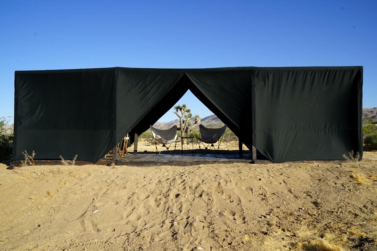 Joshua Tree Case Study Cabin Mike Vensel Medios De Comunicacion Fotos Y Videos 2 Archello