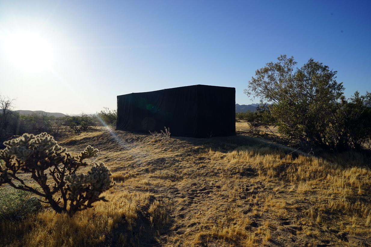 Joshua Tree Case Study Cabin Mike Vensel Medios De Comunicacion Fotos Y Videos 3 Archello