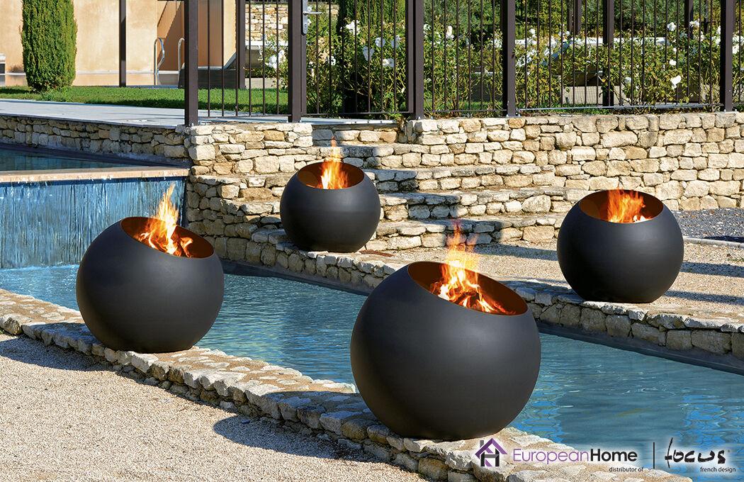 Bubble Fire Pit By European Home Archello