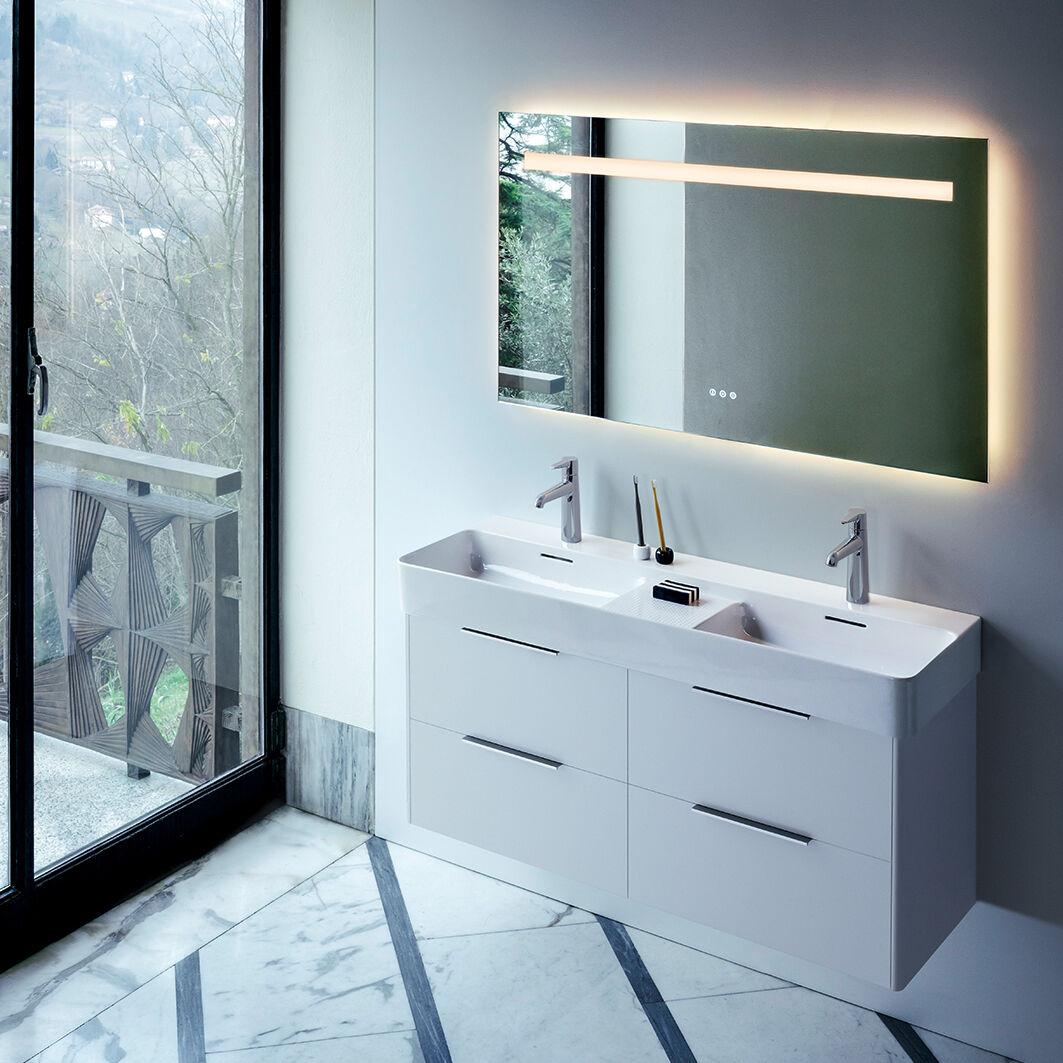 Leelo Mirror Range By Laufen Archello