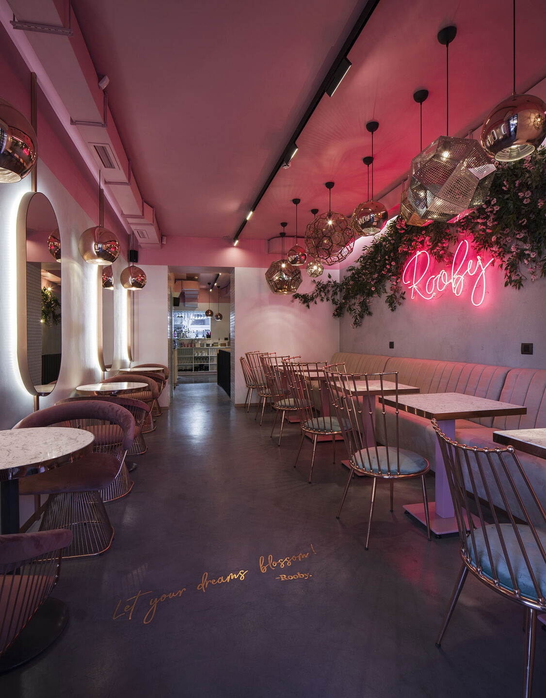 Rooby Fancy Cafe Futuris Architects Archello