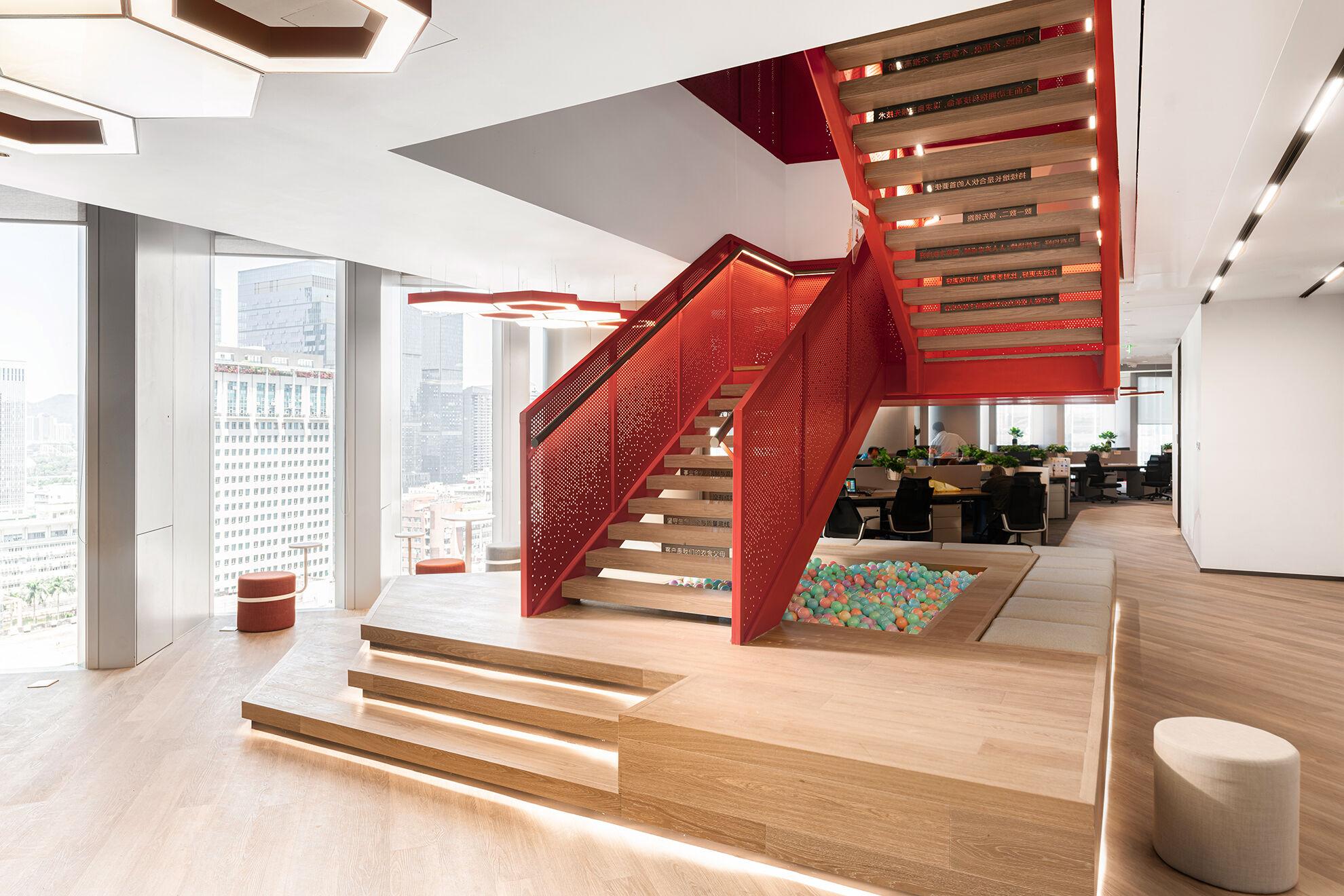 Vanke_Best office design in Shenzhen by Space Matrix