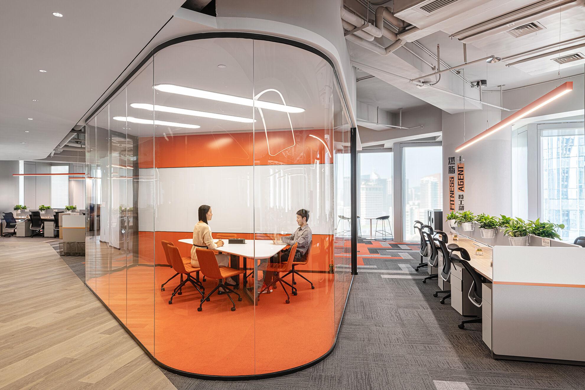 Vanke_Designed by corporate interior designers Space Matrix