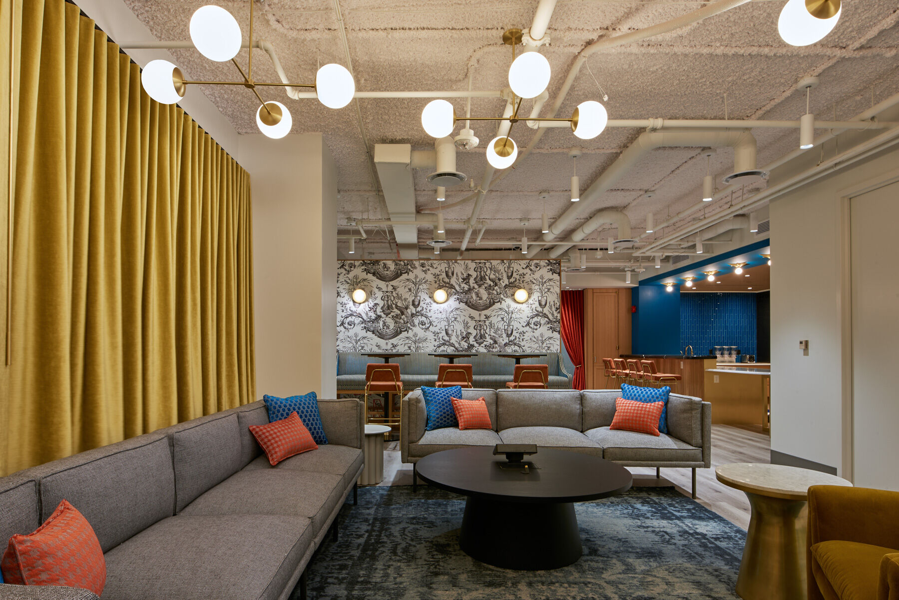 Creative Workspace for Global Brand by CORE architecture + design