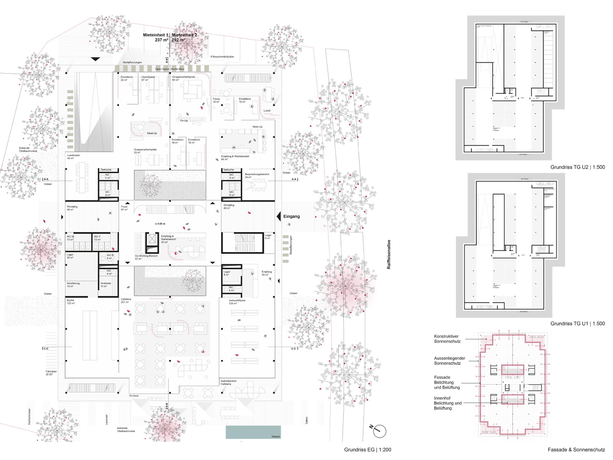 OPES Works Floorplans